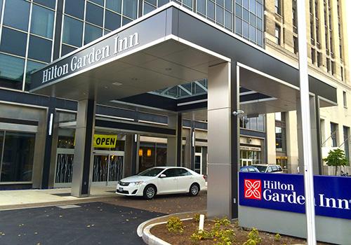 Hilton Garden Inn Buffalo NY