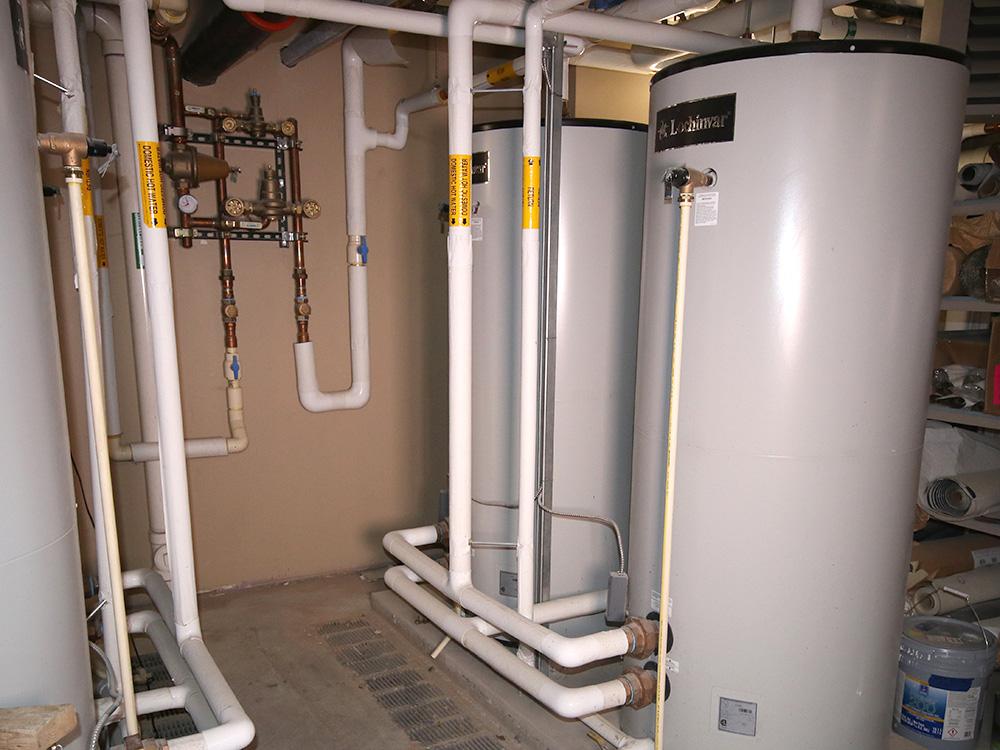 Plumbing - Hot Water Heaters