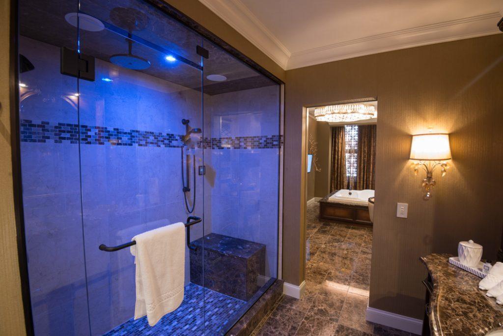 Curtiss Hotel Buffalo NY Bathroom